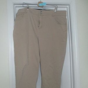 Lane Bryant Pants - Women's Capri Pants